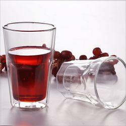 [فيف-دج] شكل حرارة - مقاومة مزدوجة جدار آنية زجاجيّة لأنّ يشرب