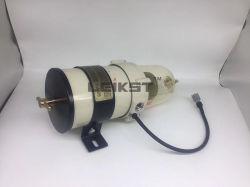 Dahl150/900fh Fg combustible diesel de la turbina del conjunto del filtro separador de agua para el generador
