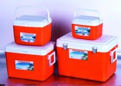 온도 조종 세륨을%s 가진 휴대용 플라스틱 냉각기 상자