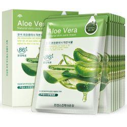 La vente en gros OEM Soins De La Peau du visage de la Corée du masque hydratant Masque facial enveloppé de contrôle d'huile