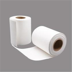 Haute isolation résistant au feu de l'alumine du papier de fibres de céramique