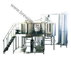 Haute qualité 100L 200L équipement de brassage de bière 300L Mini Cerveja Equipamentos microbrasserie de l'équipement