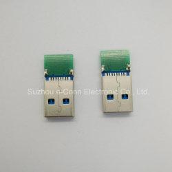 Rilievo SMT del PWB del connettore del USB 3.0