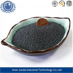 Abrasivi Sandblast SAE J444 fornitori cinesi Tiro abrasivo rotondo metallico abrasivo S660 pulizia brillamento lucidatura acciaio fuso per pallinatura