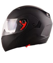De PUNT keurde de Klassieke Tik van het Vizier van de Helmen van de Motorfiets Dubbele op Helm goed