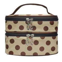 Рекламные хлопка ПВХ PU косметический набор туалетных принадлежностей в сумке на чехол дешевые подарок сумки
