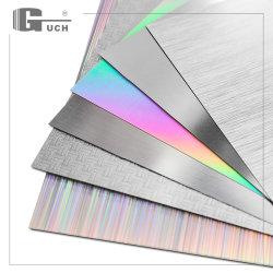 Carta Per Stampanti Laser Flourescent/Olografiche Silver Hairline