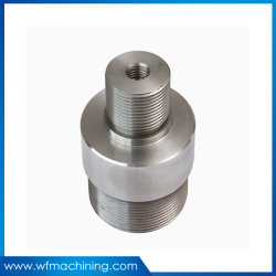 Laiton/cuivre/aluminium/acier d'usinage CNC Auto de la partie de la partie de la Machinerie de traitement des métaux industriels