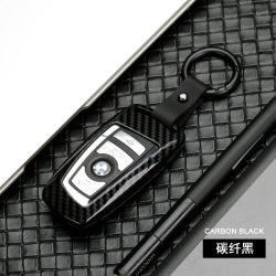 Alliage de zinc métal Smart Flip Shell Clé de voiture pour BMW