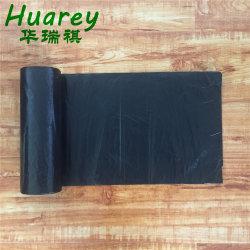 55 galones/HDPE LDPE Negro bolsa de basura de plástico desechables para el embalaje de basura