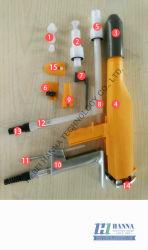 Kwaliteit en Betrouwbare Spuitpistolen voor de Cabine van de Deklaag van het Poeder