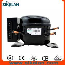 Nuovo compressore ermetico della parte R134A di refrigerazione del frigorifero del congelatore di energia solare di CC 12V/24V mini per il frigorifero Qdzh25g 72W dell'automobile