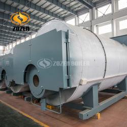 Bagnare il riscaldatore di acqua a gas posteriore del tubo di condotto di scarico