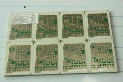 無電解ニッケル銅クラッド積層多層多層硬質両面基板