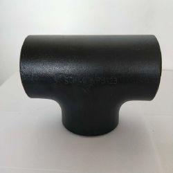 T dell'accessorio per tubi dell'acciaio inossidabile dell'ANSI B16.9 Sch40/dell'acciaio senza giunte acciaio al carbonio