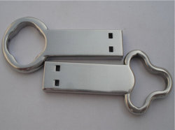 OEM 8GB Mini Metal USB 2.0 van de gift