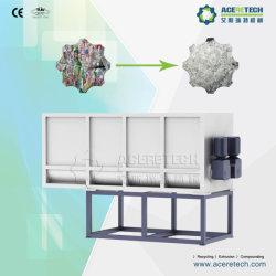 Полностью автоматическая рулона сошника для отходов переработки ПЭТ мойки
