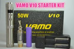 Vamo V10 Batterie Clearomizer Mod IC30S Kit de démarrage