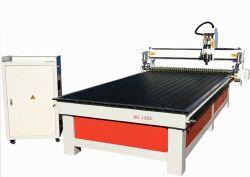 Machine CNC Router gravure1300X2500 graveur Changement automatique de l'outillage