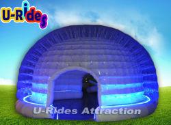 L'air gonflable scellée Light Tent dome pour événement de plein air ou de la publicité