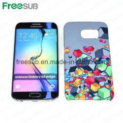 3D-Freesub Сублимация пустым чехол для мобильного телефона Samsung (S6кромки)