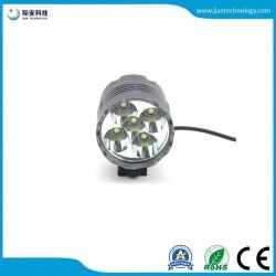 5PCS LED КРИ U2 1500 лм/800m аккумуляторный светодиодный фонарик