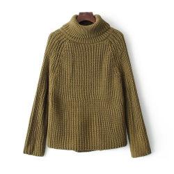 유일한 사용한 아크릴 크로셰 뜨개질 스웨터 스웨터가 최신 판매 여자에 의하여 7gg 뜨개질을 했다