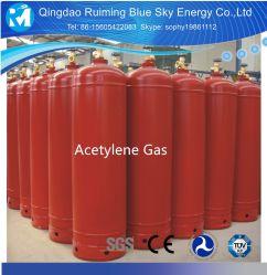 98% de pureté de l'Acétylène dissous