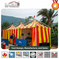 3m 4m 5m 6m jardin Gazebo tente d'aluminium pour les Parties de plein air