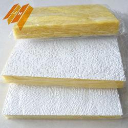 열 절연 강 Buildingglass Wool Board Ceiling