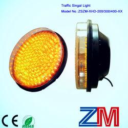 Modulo infiammante del semaforo di colore giallo completo della sfera 300mm LED