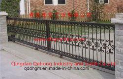 Cancello scorrevole automatico ornamentale di fornitura in fabbrica