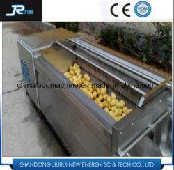 Pomme de terre automatique en acier inoxydable industrielle Peeler et la faucheuse