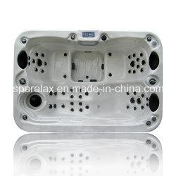 Châssis de l'armoire en acier inoxydable baignoire avec jets Rising Dragon (3S01)