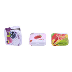 Hotsale Mint Tin Food Grade tin containers Metal Gift Box
