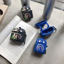 Custodia a mano Kaws Bear Luxury per Airpods Apple Zaino con rivestimento auricolare in silicone 3D Cartoon Designer 123 PRO