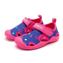 Nouveau modèle Kid chaussures, pas cher de bonne qualité, la Chine usine Kids Pantoufles Chaussures Jinjiang Kid