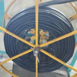 2.5 بوصة 75 مم سعر المصنع LDPE وضع خرطوم المياه اللامسطحة خرطوم تصريف الماء المسطح