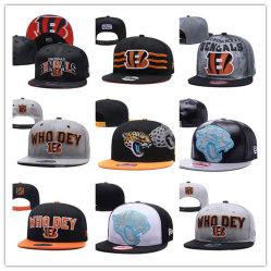 Cincinnati Bengals nouveau Snapback promotionnelle/Baseball/camionneur/sports/loisirs/godet/custom/coton/Fashion Era Cap Hat