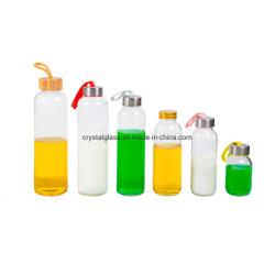 Boissons Boissons bouteille d'eau en verre de jus de 300ml 420ml 500ml 750ml 1000ml