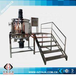 Détergent liquide Hand Sanitizer Savon de machines de mélange avec le bas homogénéisateur