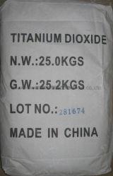Tataniumdioxide Rutile Pigment voor verf, Rubber, inkt, Plastic, Masterbatch
