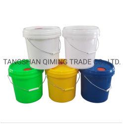 맞춤형 산업용 10L 20L 플라스틱 화학 및 페인트 통/버킷/배럴