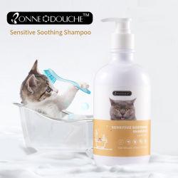 Cat zwemdouchegereedschap 2 in 1 shampoo Dispensing Dog Douche Massage Shampoo