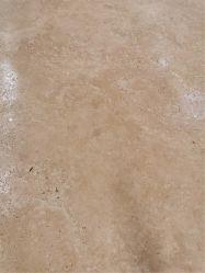 Beige Travertin-Stein für Bodenbelag-Fliese-PlattenCountertops/Worktops/Vanitytops
