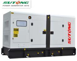leise elektrische schalldichte Dieselenergie des Generator-100kw mit Cummin Motor