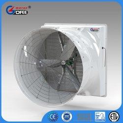 Un óptimo de 48 pulgadas 1380mm de 60 Hz monofásico de SMC de fibra de vidrio de la pared techo / cono Axial Ventilador Ventilación