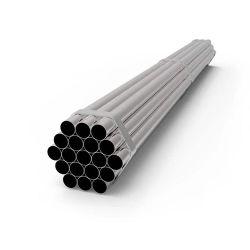 Tubo de aço inoxidável polido com (316L 304L 316ln 310S 316ti 347 H 310moln 1.4835 1.4845 1.4404 1.4301 1.4571)
