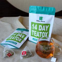 Тройной листьев чая Super похудение чай Bag детоксикации травяной чай