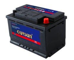 12V 75AH автомобильный аккумулятор оптовой Whli Oursun торговой марки